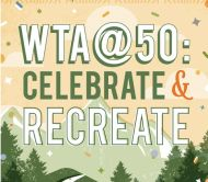 WTA@50: Celebrate and Recreate!