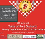 Taste of Port Orchard