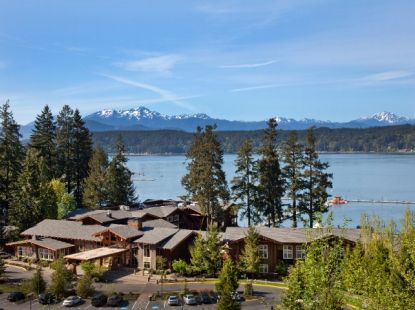 Alderbrook Resort & Spa: A Northwest Tradition Established in 1913
